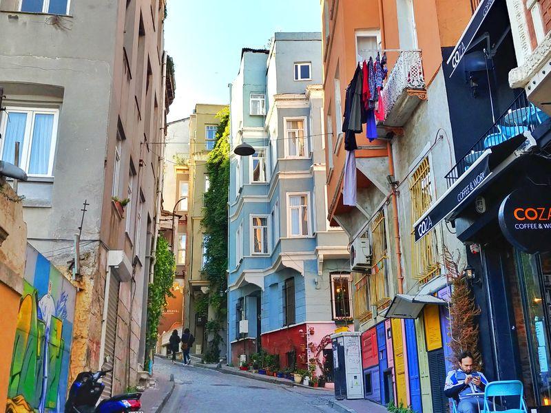 Балат и Фенер: дух настоящего Стамбула - экскурсия в Стамбуле