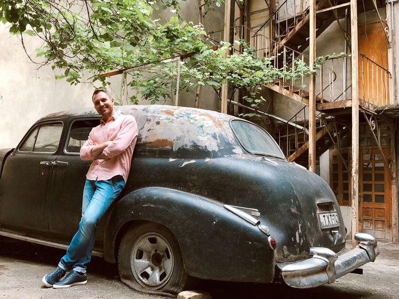 Авторская фотопрогулка по Тбилиси - экскурсия в Тбилиси
