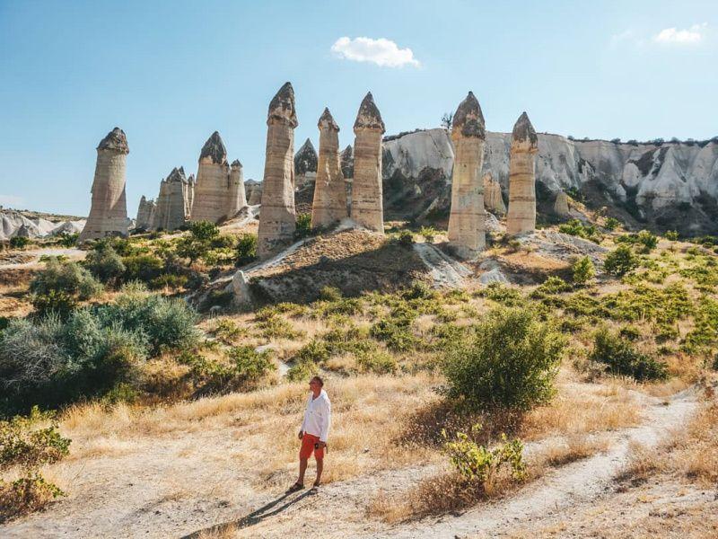 Калейдоскоп Каппадокии — на 2 дня из Анталии - экскурсия в Анталии