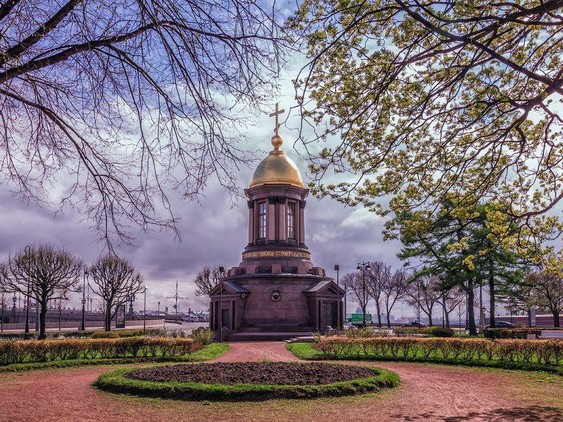Петроградка — от крепости до революции - экскурсия в Санкт-Петербурге