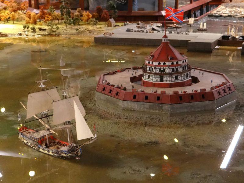 Петербург как наладони— 300 лет назад исегодня - экскурсия в Санкт-Петербурге