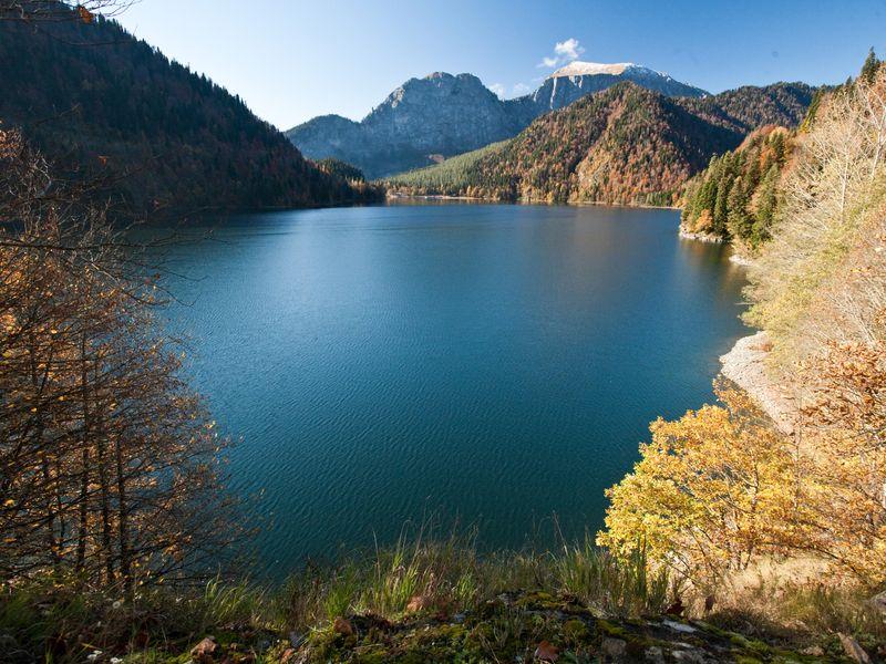 Самые живописные места Абхазии. Озеро Рица и Гегский водопад - экскурсия в Сухуме