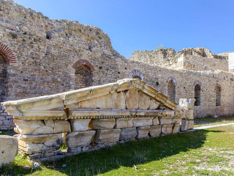 Эко-тур в античный Тлос и ущелье Саклыкент - экскурсия в Анталии
