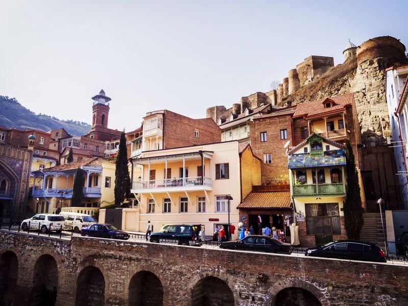 Двуликий Тбилиси - экскурсия в Тбилиси