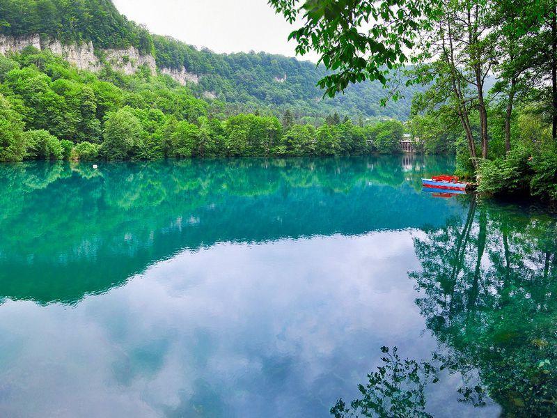Голубые озера Кабардино-Балкарии - экскурсия в Назрани