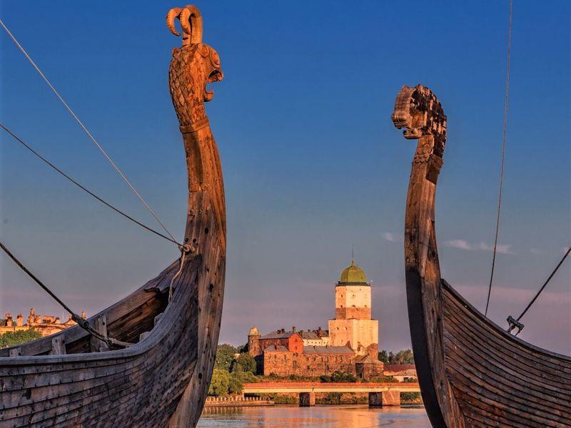 Средневековое приключение вВыборге - экскурсия в Выборге