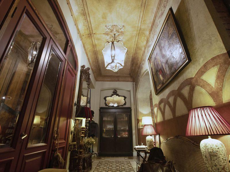 Доходные дома ипосещение квартиры встиле модерн - экскурсия в Санкт-Петербурге