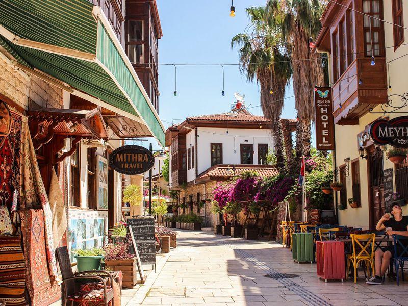 Старая Анталья — путешествие в прошлое - экскурсия в Анталии