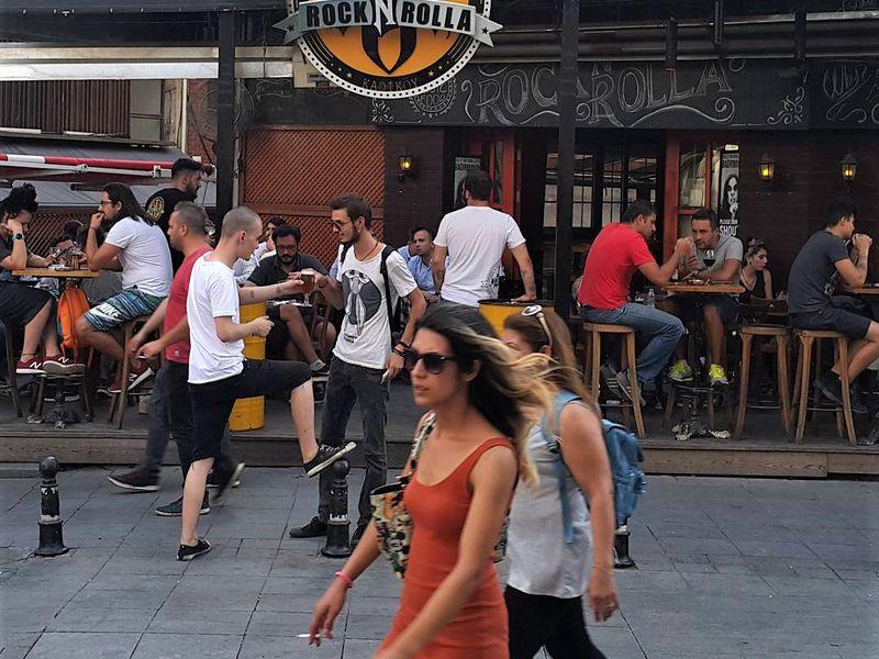 Кадыкёй — винтажный дух современного Стамбула - экскурсия в Стамбуле