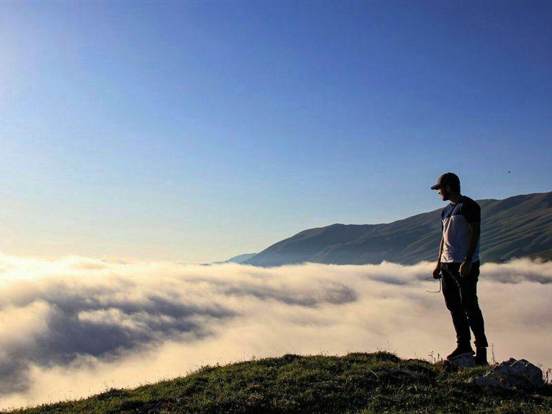 Джип-тур выше облаков! - экскурсия в Гаграх