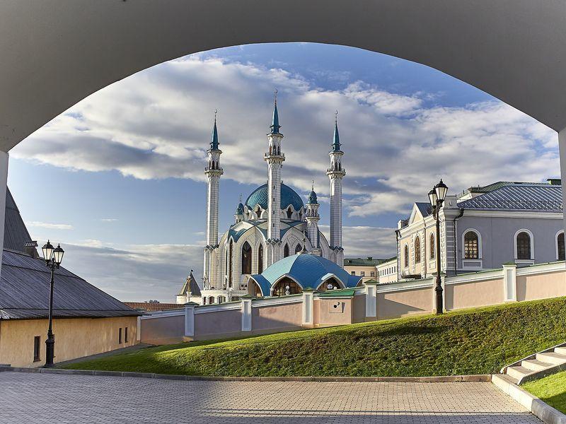 Казань неповторимая и величавая - экскурсия в Казани