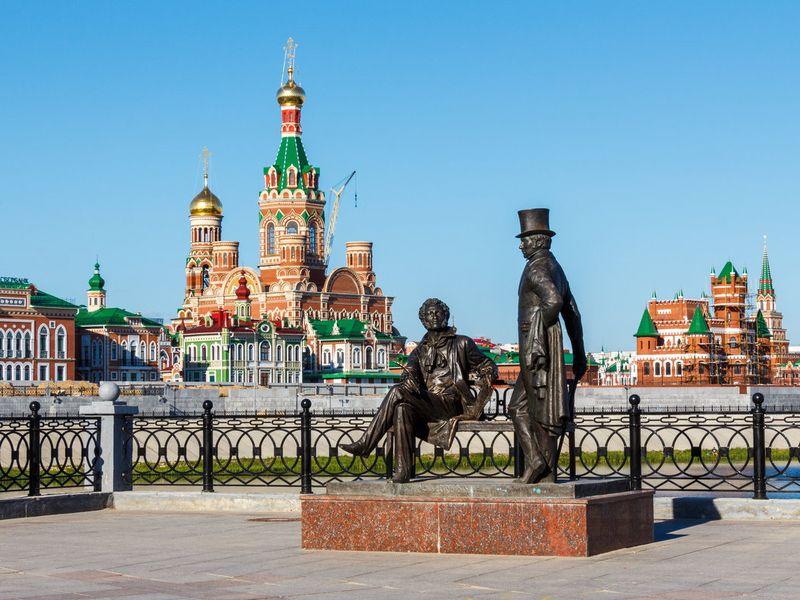 7 чудес Йошкар-Олы: вгости кпоследним язычникам Европы - экскурсия в Казани