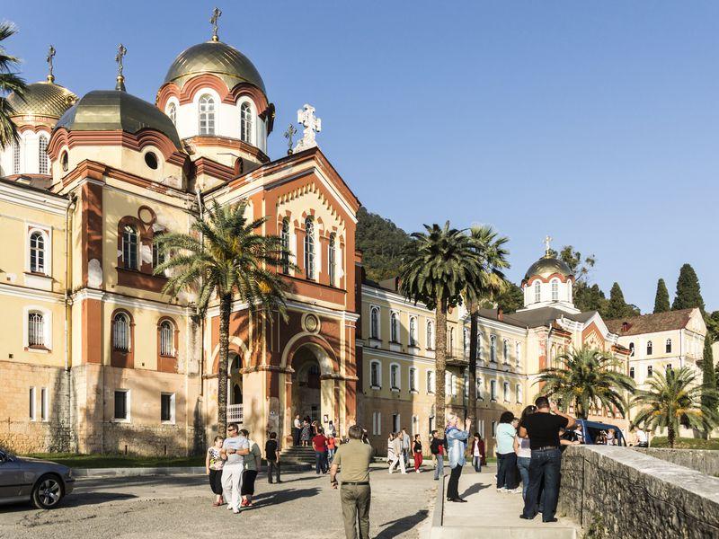 Знакомьтесь, Абхазия! - экскурсия в Адлере