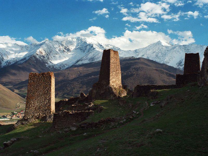 Куртатинское ущелье— колыбель осетинской культуры - экскурсия в Владикавказе