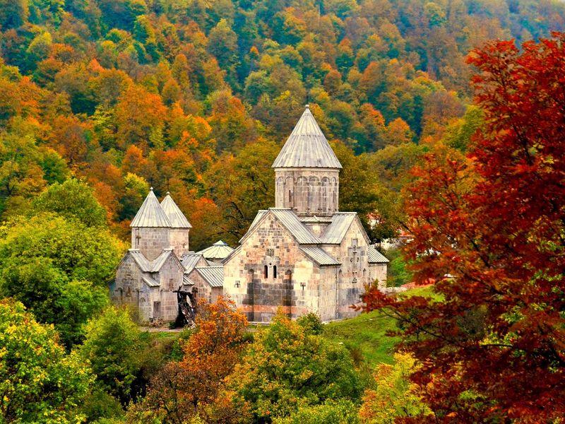 Красавица Армения: Севан и Дилижан - экскурсия в Ереване