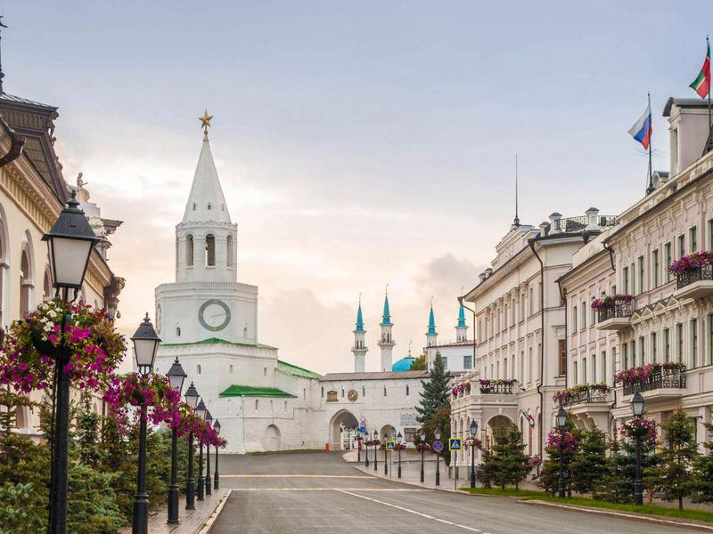 Казань в миниатюре: секреты Кремлевской улицы - экскурсия в Казани