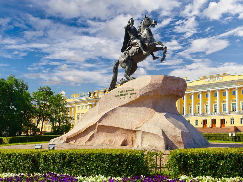 Петербург— сквозь очки виртуальной реальности - экскурсия в Санкт-Петербурге