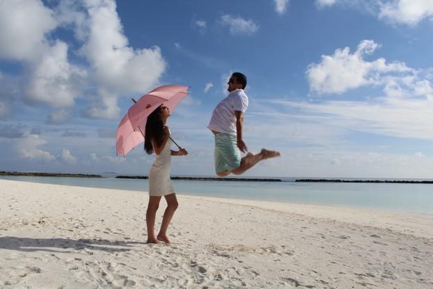 Свадебные путешествия на Мальдивы